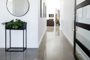 We Treat Your Concrete Floors With An Array Of Finish Options